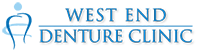 West Denture Clinic logo