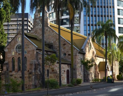All Saints Anglican Church in Brisbane