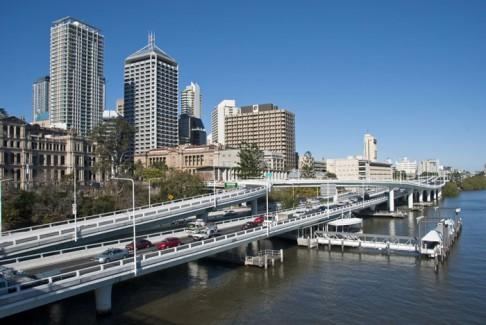 Brisbane, Eastern Australia