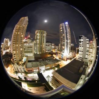 City In A Bubble, Brisbane, Australia