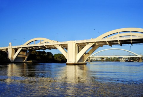William Jolly Bridge, Brisbane, Australia