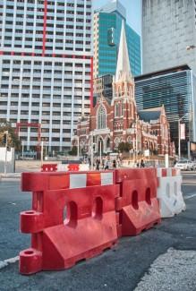 Beautiful cityscape of Brisbane