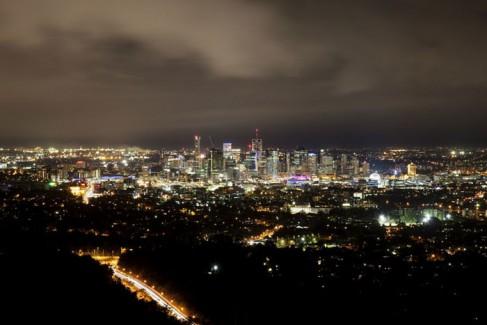 Brisbane, City of Light