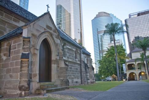 Church in Brisbane, Australia