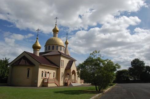 Orthodox Church, Brisbane, Australia