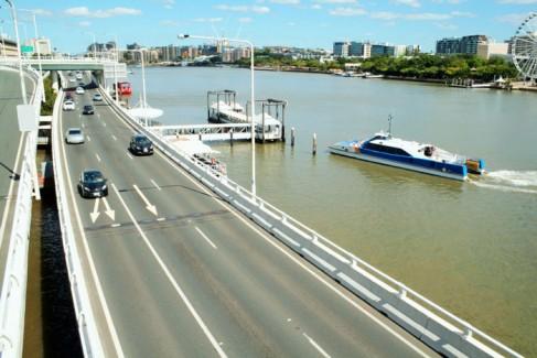 Riverside Expressway Brisbane, Australia